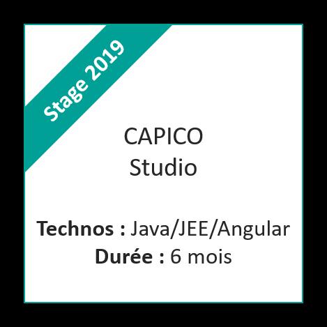 Stage Capico Studio 2019