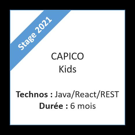 Stage Capico Kids - 2021